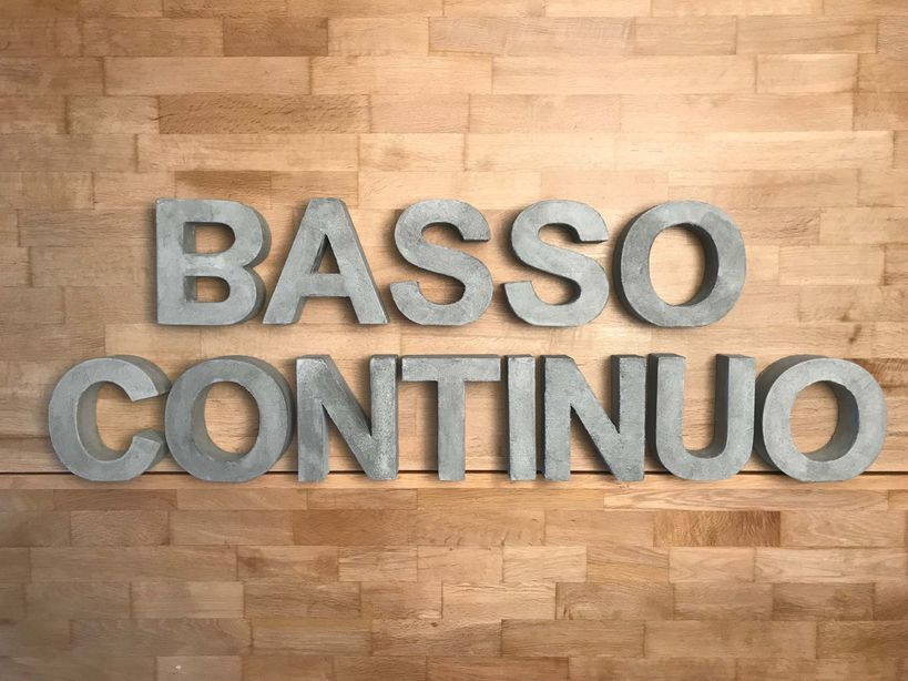 Bassocontinuo - Made in Italy HiFi-Racks